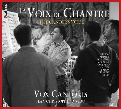 AVM DIFFUSION - La voix du chantre. Avec 1 CD audio