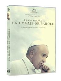 Wim Wenders - Le pape François - Un homme de parole. 1 DVD