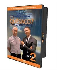 Loïc Landreau - Le quesaco saison 2. 1 DVD