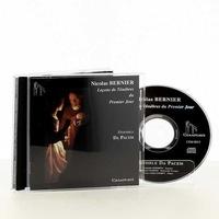 Nicolas Bernier et  Da Pacem - Leçons de Ténèbres du Premier Jour. 1 CD audio
