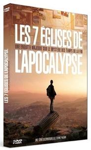 Etienne Magnin - Les 7 Eglises de l'Apocalypse - Une enquête majeure sur le mystère des temps de la fin. 3 DVD