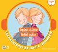 Olivier Bonnewijn - Les aventures de Jojo et Gaufrette Tome 3 : Bye-bye tristesse - Un Noël explosif. 1 CD audio MP3