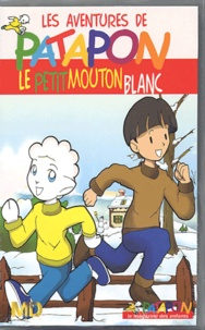 Patapon - Les aventures de Patapon, le petit mouton blanc - K7 vidéo.