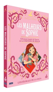 Bernard Deyriès - Les malheurs de Sophie - L'intégrale de la saga. 4 DVD