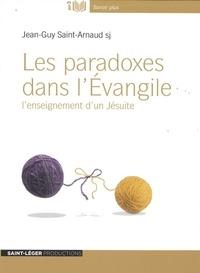Jean-Guy Saint-Arnaud - Les paradoxes dans l'Evangile - L'enseignement d'un jésuite. 1 CD audio MP3