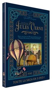 Esc Conseils - Les voyages extraordinaires de Jules Verne. 3 DVD