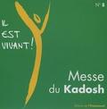 L'Emmanuel - Messe du Kadosh - CD audio.