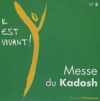 L'Emmanuel - Messe du Kadosh - CD audio.