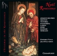 AVM DIFFUSION - Noël Renaissance. Avec 1 CD audio