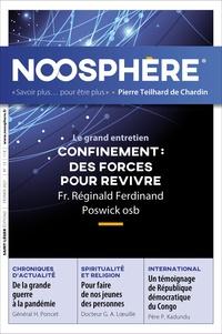 Saint-Léger - Noosphère N° 13 : Le confinement des forces pour revivre.