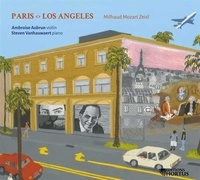 Ambroise Aubrun et Steven Vanhauwaert - Paris  Los Angeles. 1 CD audio