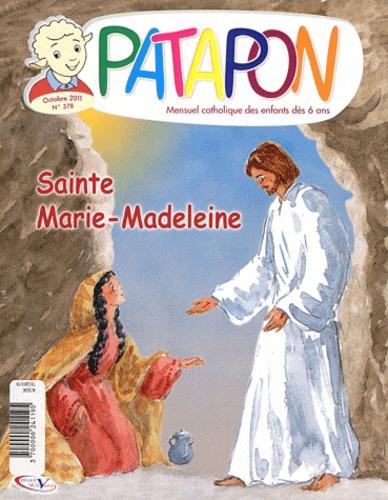 Pierre Téqui - Patapon N° 378, Octobre 2011 : Sainte Marie-Madeleine.