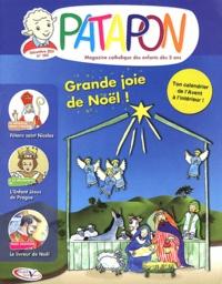 Pierre Téqui - Patapon N° 380, Décembre 201 : Grande joie de Noël !.
