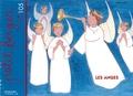 Marie-France Baurès - Petit berger N° 105 : Les anges.
