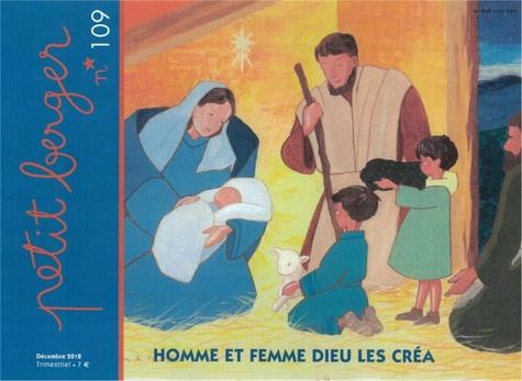 Bruno Thévenin - Petit berger N° 109 : Homme et femme, Dieu les créa.