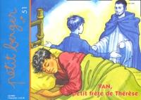Marion - Petit berger N° 51 Juin 2004 : Van, petit frère de Thérèse.