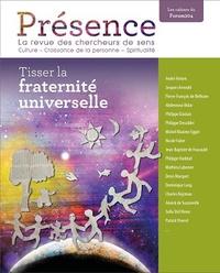 Christine Kristof-Lardet - Présence - Les cahiers du Forum 404 N° 4 : Tisser la fraternité universelle.