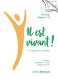 """L'Emmanuel - Recharge de partitions pour classeur """"L'intégrale"""" - Tome 25."""