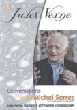 Jean-Paul Dekiss et Michel Serres - Revue Jules Verne N° 13-14 : Jules Verne, la science et l'homme contemporain, conversations avec Michel Serres.