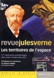 Jean-Paul Dekiss et Gérard Azoulay - Revue Jules Verne N° 16, 2e semestre 2 : Les territoires de l'espace.