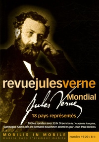 Jean-Paul Dekiss et Erik Orsenna - Revue Jules Verne N° 19-20 : .