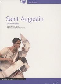 Saint Augustin - Saint Augustin - Les beaux textes. 1 CD audio MP3
