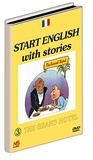 NS Video - Start English with stories - N° 3, The Grand Hotel. 1 DVD