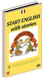NS Video - Start English with stories - N° 4, The Mouse Mixup. 1 DVD