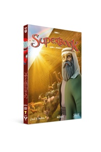 Sajeprod - Superbook tome 7 - Saison 2 Episodes 7 à 9. 1 DVD