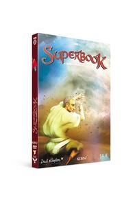 Sajeprod - Superbook tome 8 - Saison 2 épisodes 10 à 13. 1 DVD