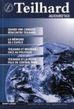 Gérard Donnadieu - Teilhard aujourd'hui N° 42, juin 2012 : .