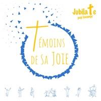 Jubilate Pop Louange - Témoins de sa joie. 1 CD audio