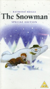 Raymond Briggs - The Snowman - 2 cassettes vidéo Special Edition.