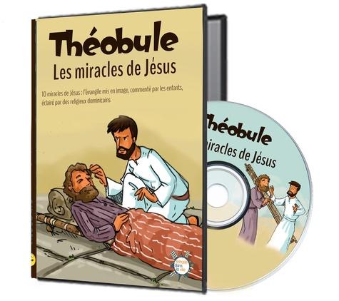 Retraite dans la ville - Théobule - Les miracles de Jésus. 1 DVD