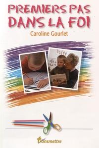 Caroline Gourlet - Transmettre N° 83, été 2006 : Premiers pas dans la foi.
