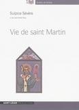 Sulpice Sévère - Vie de Saint Martin. 1 CD audio