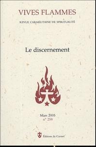 Jean Abiven et Ignace de Loyola - Vives flammes N° 258, Mars 2005 : Le discernement.