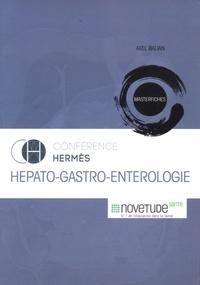 Axel Balian - Hépato-gastro-entérologie.