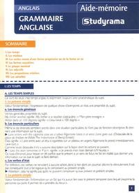Axel Delmotte - Grammaire anglaise.