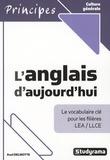 Axel Delmotte - L'anglais d'aujourd'hui.