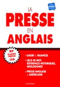 Axel Delmotte - La presse en anglais.