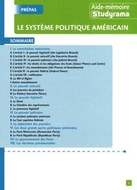 Axel Delmotte - Le système politique américain.