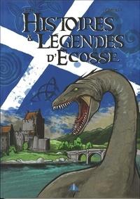 Axel Graisely et  Lobé - Histoires et légendes d'Ecosse.