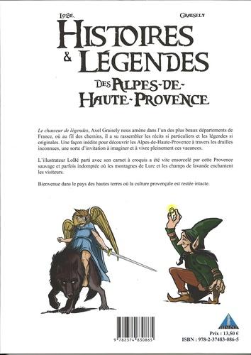Histoires et légendes des Alpes-de-Haute-Provence