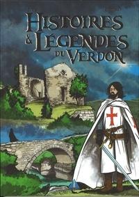 Axel Graisely et  Lobé - Histoires et légendes du Verdon.