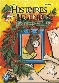 Axel Graisely et  Lobé - L'âne et son abécédaire - Tome 2.