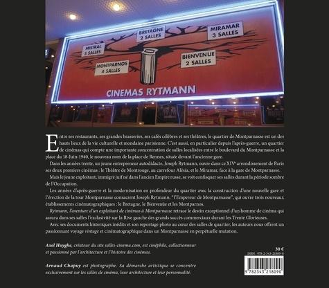 Rytmann. L'aventure d'un exploitant de cinémas à Montparnasse