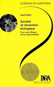 Era-circus.be Société et révolution biologique. Pour une éthique de la responsabilité Image
