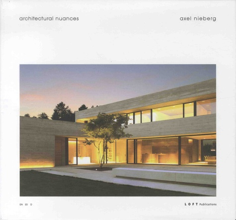 Axel Nieberg - Architectural Nuances.
