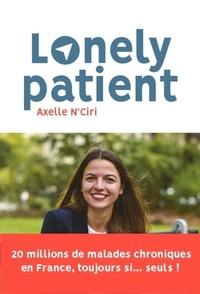 Téléchargez gratuitement des livres Lonely patient RTF MOBI FB2 9782375096024